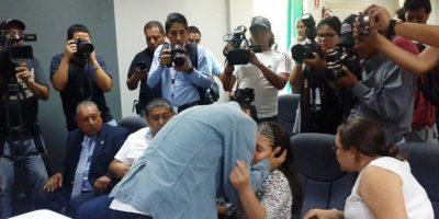 "VIDEO. Emotiva despedida de ""la Chula"" terminó con lágrimas"