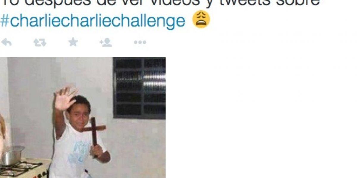 #CharlieCharlieChallenge: Así se burlan del juego que
