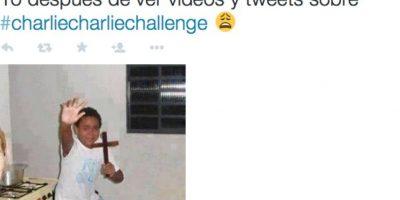 """#CharlieCharlieChallenge: Así se burlan del juego que """"aterroriza"""" Internet"""