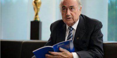 Blatter está seguro que será reelecto como presidente de la FIFA