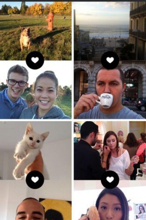 Se puede compartir por SMS, Facebook, Twitter, Tumblr, correo electrónico, entre otras más. Foto:Frontback