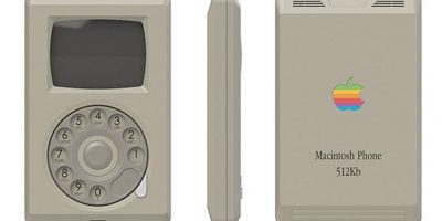 FOTOS: Así habría sido el iPhone si se hubiera lanzado hace 30 años