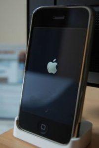 iPhone (2007) Foto:Wikipedia