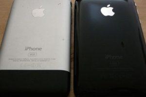 iPhone 3G (2008) Foto:Wikipedia