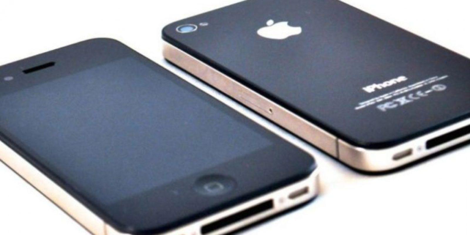 iPhone 4 (2010) Foto:Wikipedia