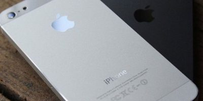 iPhone 5 (2012) Foto:Wikipedia