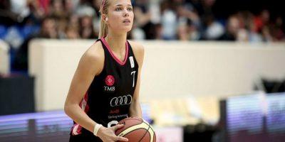 Antonija Misura, la basquetbolista más hermosa del mundo
