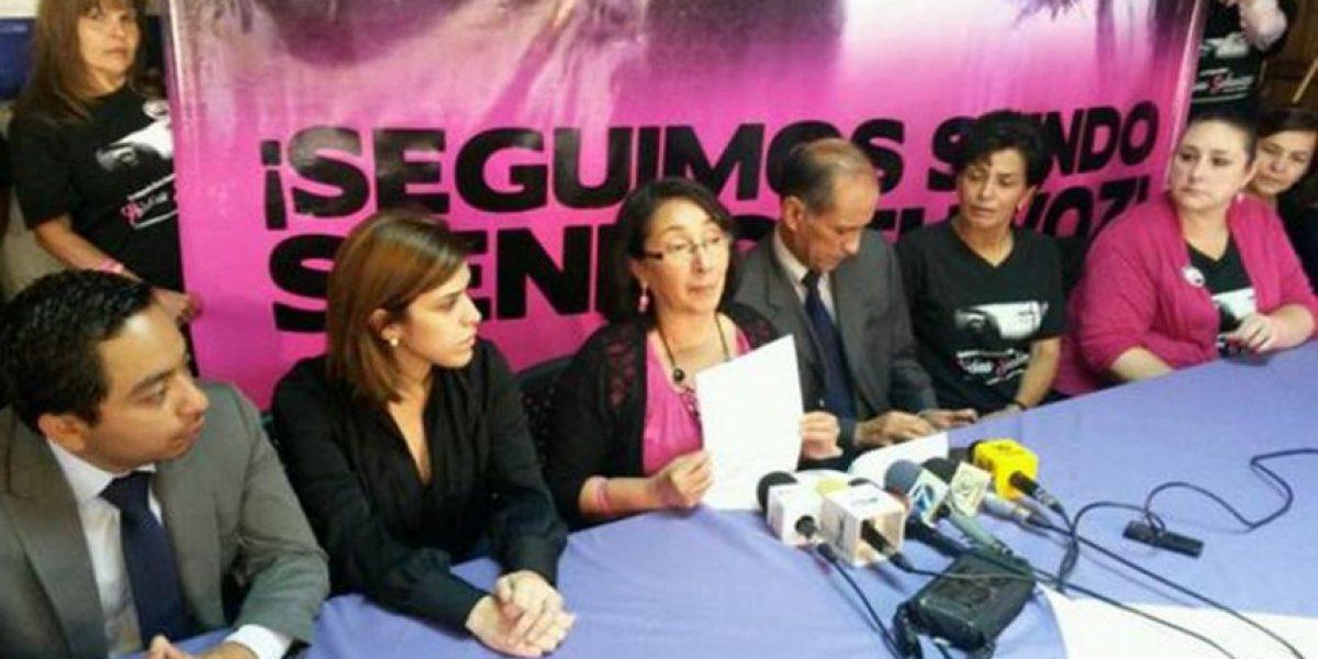 Roberto Barreda pide arraigo para familia Siekavizza