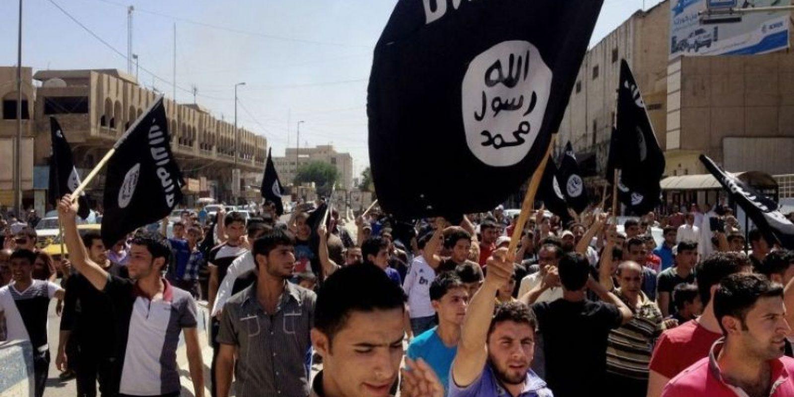 5. Toma de Mosul Foto: AP