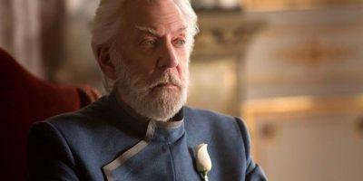 """""""Katniss"""" está decidida a terminar con el """"presidente Snow"""" Foto:IMDb"""