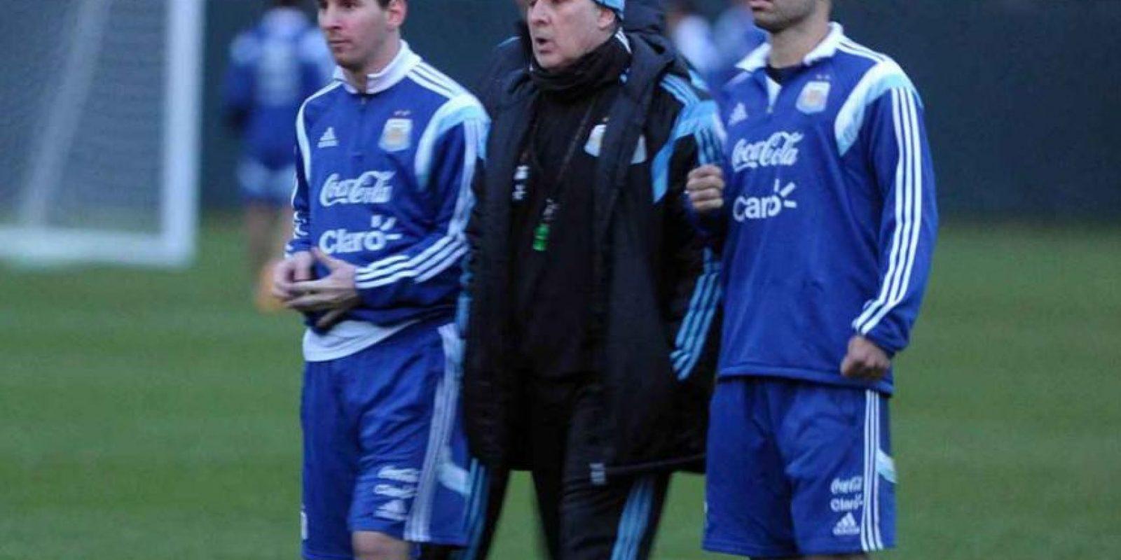 ¿Quién será el máximo goleador? Lionel Messi se paga con 4.25 dólares por cada uno que se juega, mientras que la opción de Alexis Sánchez vale 13 dólares Foto:Vía ca2015.com