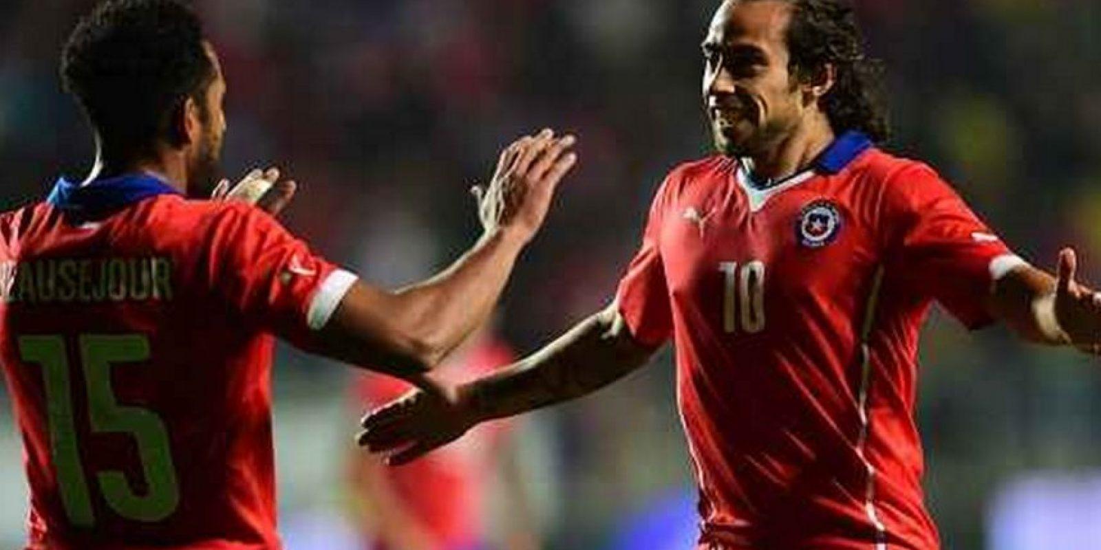 ¿A qué ronda llegará Chile? Si se queda en cuartos de final pagan 24.5 dólares, pero si es campeón la casa da cinco dólares Foto:Vía ca2015.com