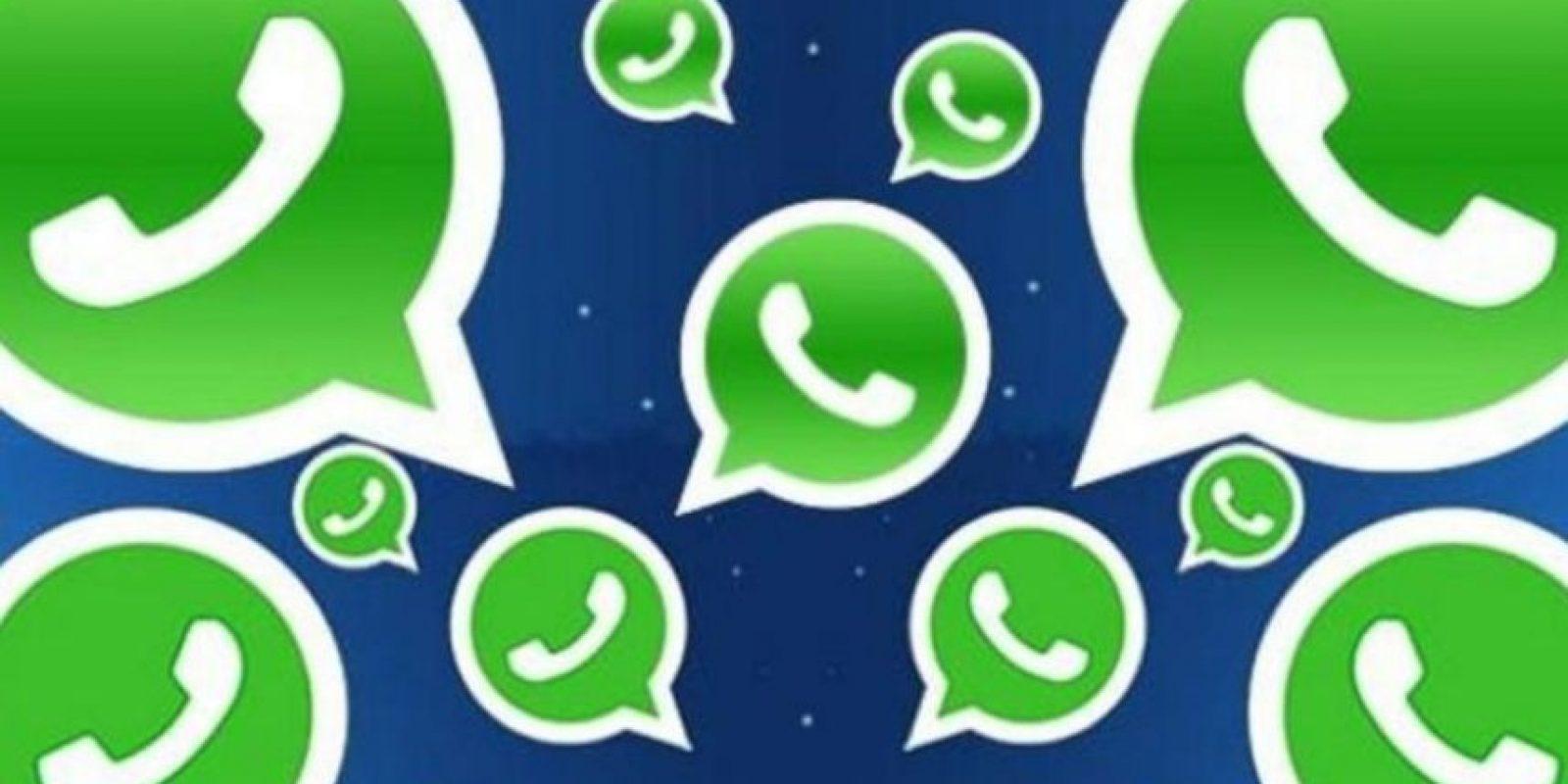 8) 27% de todos los selfies en Internet se comparten en WhatsApp. Foto:Pinterest