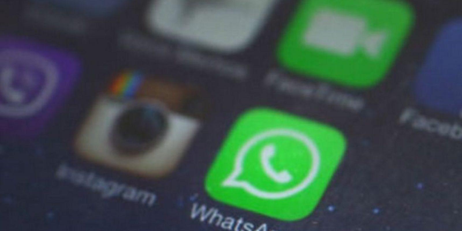 5) Desde enero pasado, 30 mil millones de mensajes se envían o reciben diariamente en WhatsApp. Foto:Pinterest