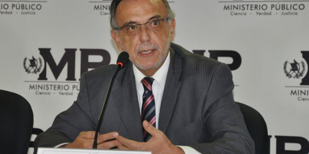 CICIG pide informes financieros de partidos políticos