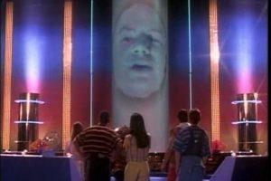"""Mientras que """"Zordon"""" podrían aparecer para dirigir a los nuevos """"rangers"""" Foto:YouTube"""