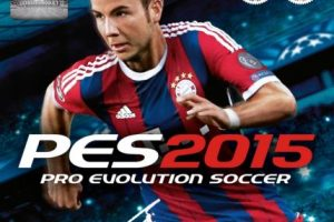 """""""PES 2015"""" con el alemán Mario Götze. Foto:Konami"""