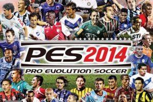 """""""PES 2014"""" con futbolistas de la Copa Libertadores. Foto:Konami"""
