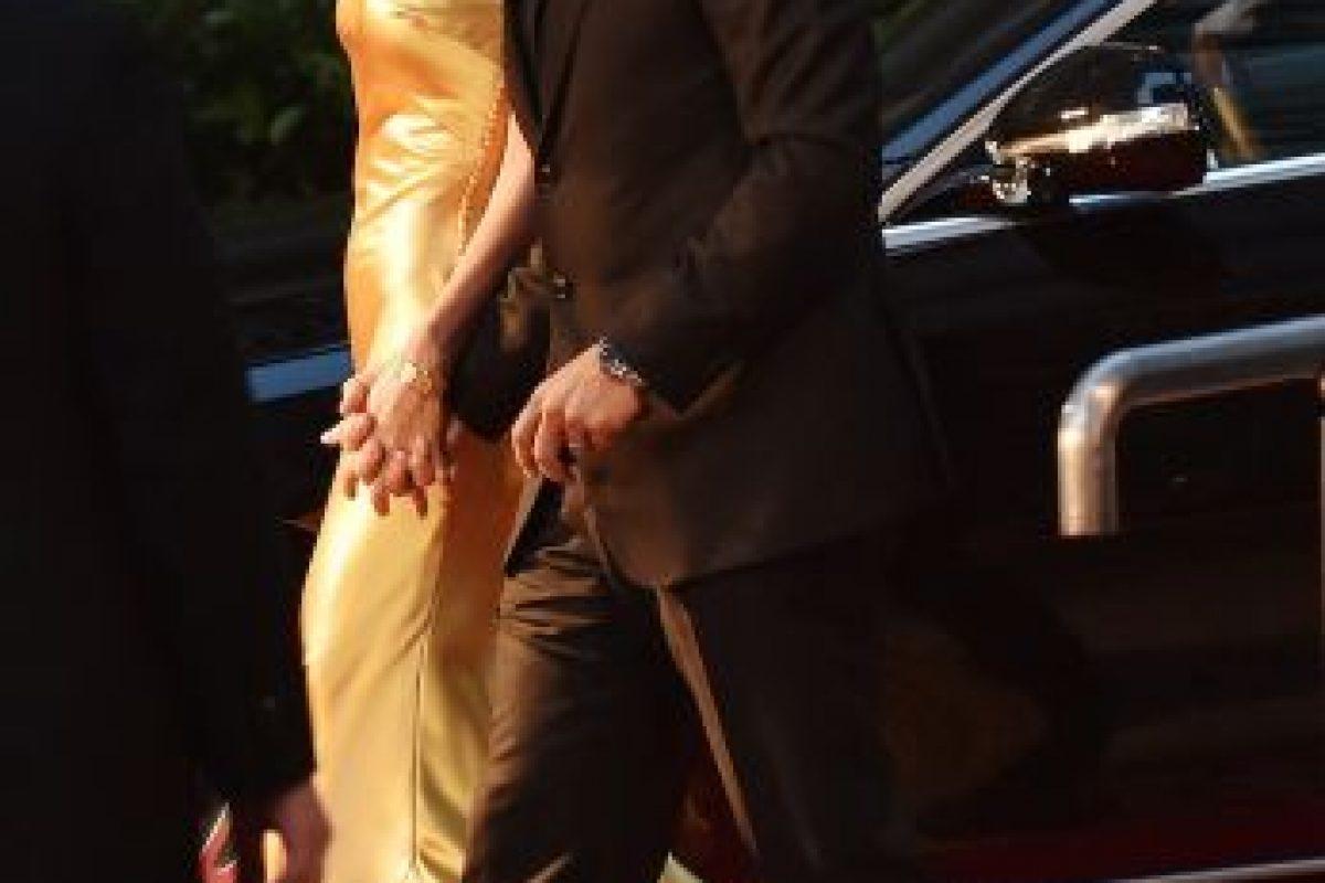 Y ahora, el actor ahora está casado con la chica más lista de la clase. Foto:Getty Images