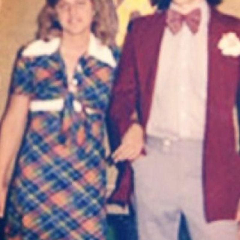 En su juventud, la comediante llevó el cabello suelto. Foto:vía instagram.com/theellenshow