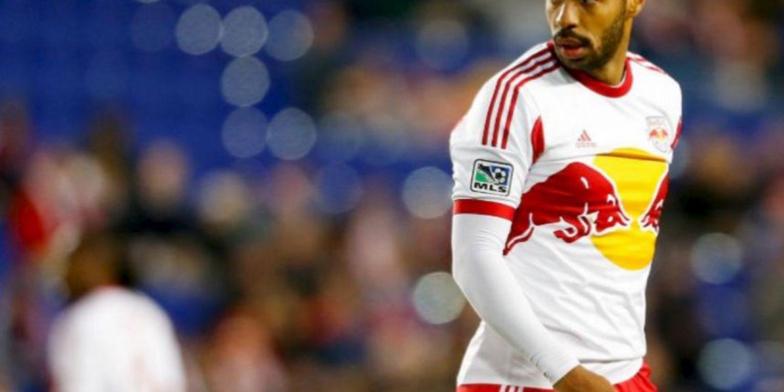 """Thierry Henry: """"A veces, en el fútbol, tienes que marcar goles"""". Foto:Getty Images"""
