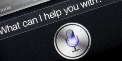 Ahora existe Siri. Foto:Apple