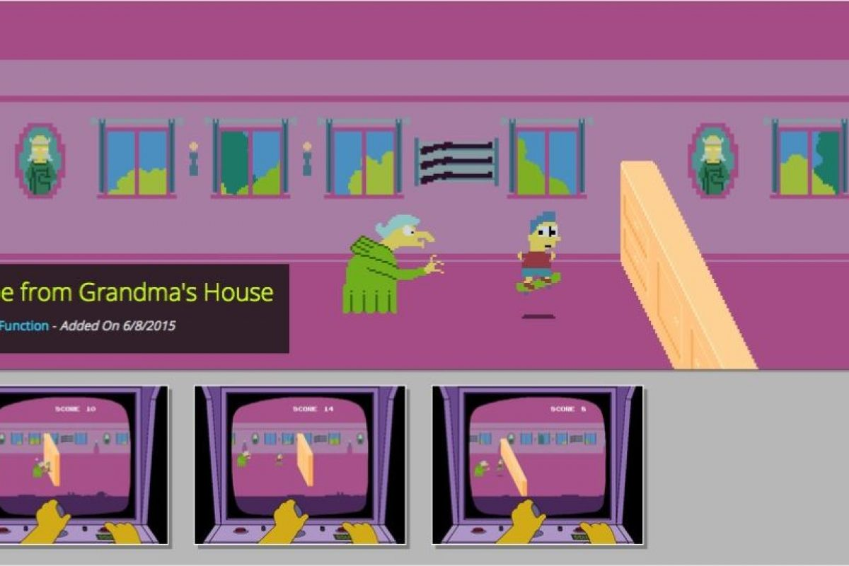 Escape from Grandma's House Foto: GameJolt
