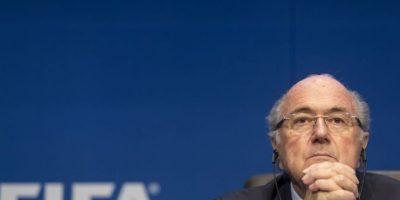 """""""Cuando Blatter llegaba, ya sabía cuáles eran las necesidades de cada federación y cómo respiraban sus presidentes, si estaban contentos o si estaban enfadados"""", confesó el extrabajador. Foto:AFP"""