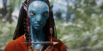 """""""Avatar"""" llegó a las salas de cine en 2009. Foto:IMDb"""