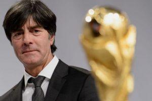 Joachim Löw es entrenador de la Selección Nacional de Alemania. Foto:Getty Images