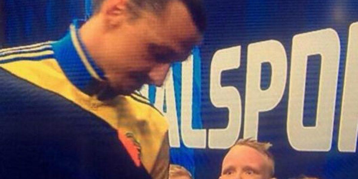 FOTO: Esto pasa cuando unos niños conocen a Zlatan Ibrahimović