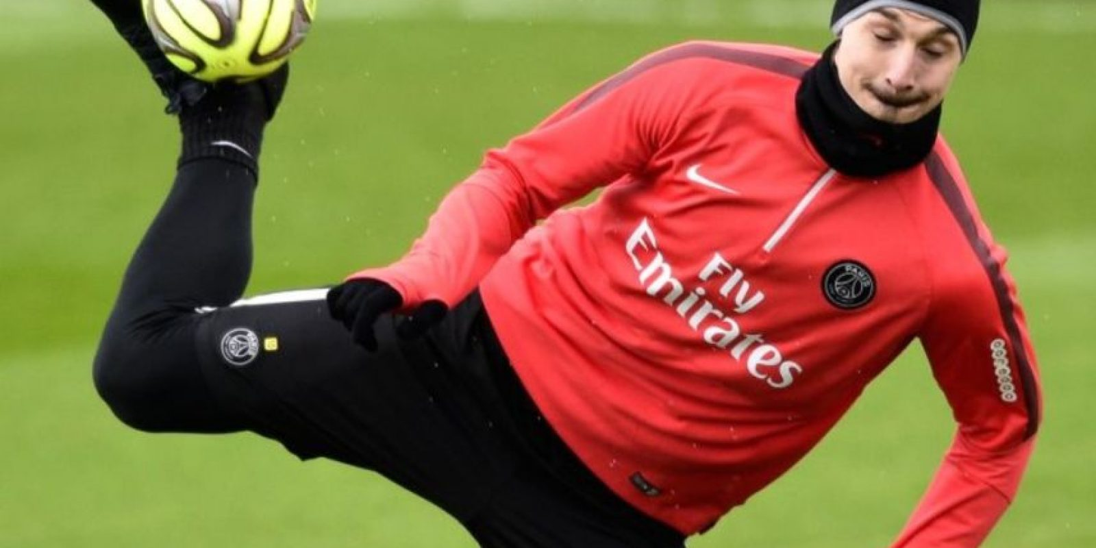 Hace unos años, Zlatan declaró que deseaba retirarse jugando en la MLS de Estados Unidos. Foto:Getty Images