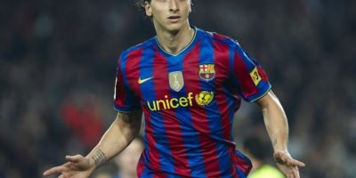 """Llegó como fichaje """"bomba"""" al Barcelona en 2009, pero no logró triunfar y se marchó en 2010. Foto:Getty Images"""