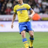 Desde 2001 es internacional de Suecia. Foto:Getty Images