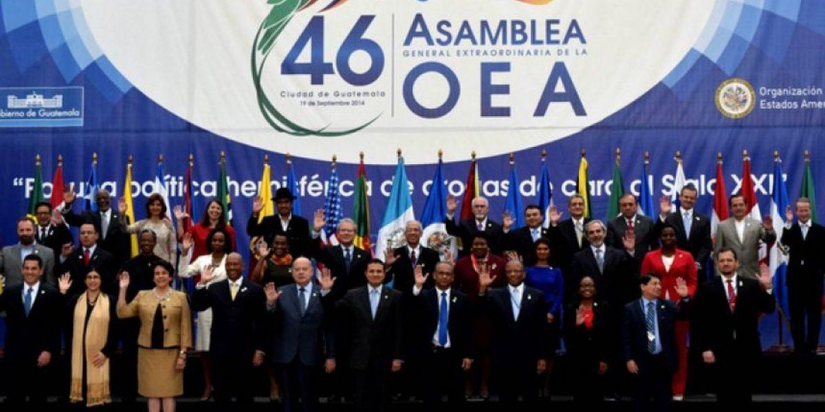 EE.UU. espera que en asamblea de la OEA se aborde crisis en el país