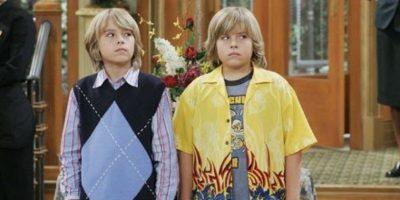 La serie era protagonizada por Dylan y Cole Sprouse Foto:IMDb