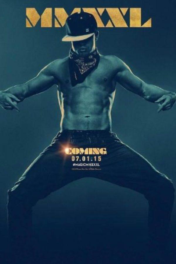 """Protagonistas de a secuela de """"Strippers"""" desfilaron en evento gay. Foto:IMDb"""