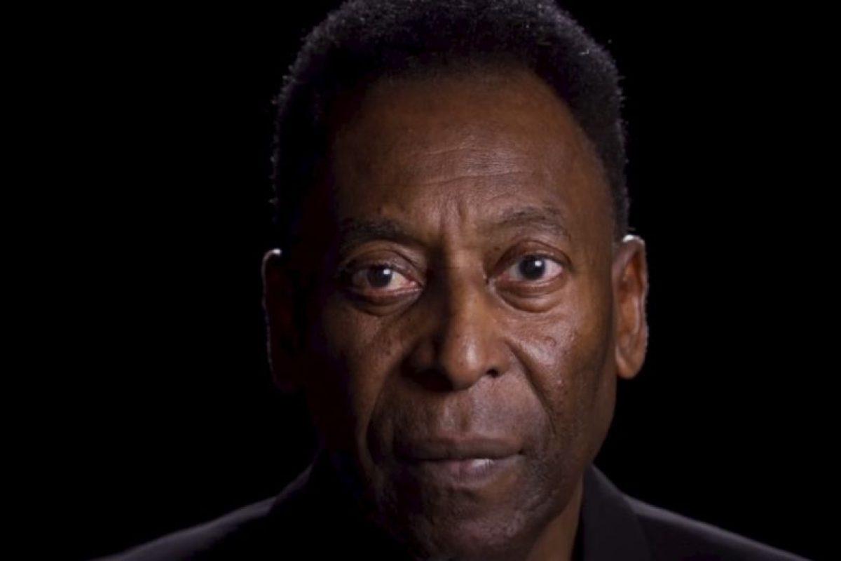"""Pelé narra el gameplay oficial del """"FIFA 16"""" Foto:EA Sports"""