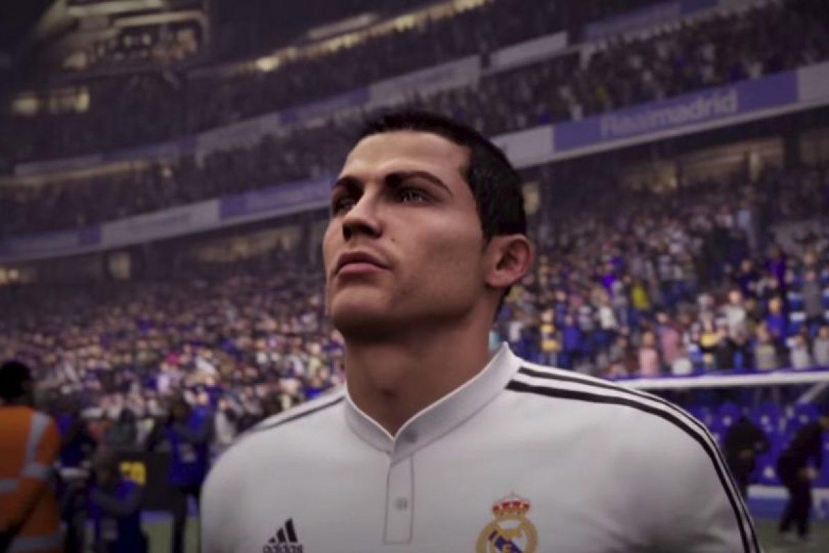 Cristiano Ronaldo, futbolista del Real Madrid. Foto:EA Sports