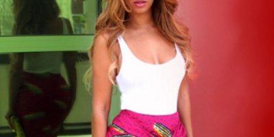 Su madre eligió llamarla Beyonce para no perder el apellido de su padre, Beyonce. Foto:vía instagram.com/beyonce