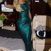 Rompió un Récord Guinness al dar la noticia de su embarazo en los premios MTV VMA's de 2011. Foto:vía instagram.com/beyonce