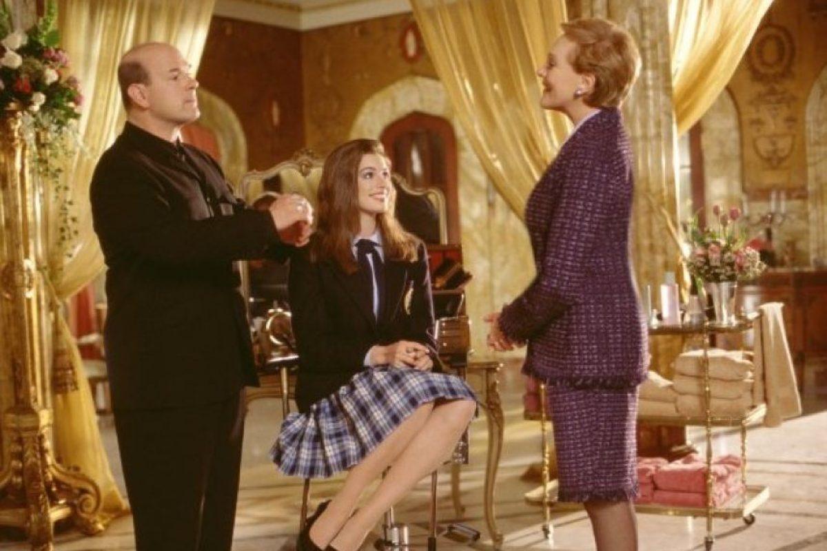 """La cinta es protagonizada por Anne Hathaway (""""Mia Thermopolis"""") Foto:IMDb"""