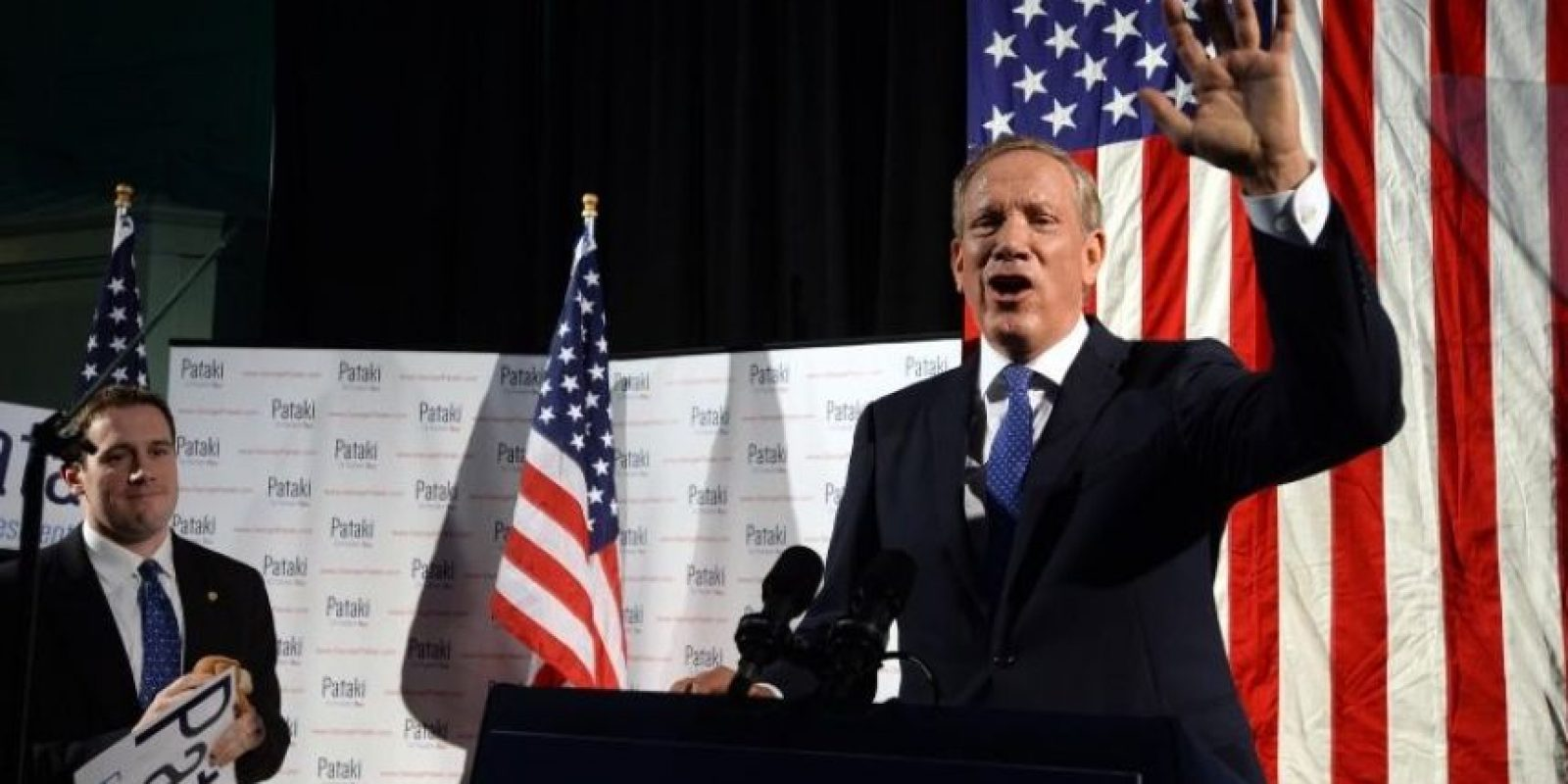 George Pataki Foto: Getty Images
