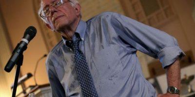 """""""Después de un año de viajes, discusiones y diálogos. He decidido ser un candidato demócrata para la nominación presidencial"""". Foto:Getty Images"""
