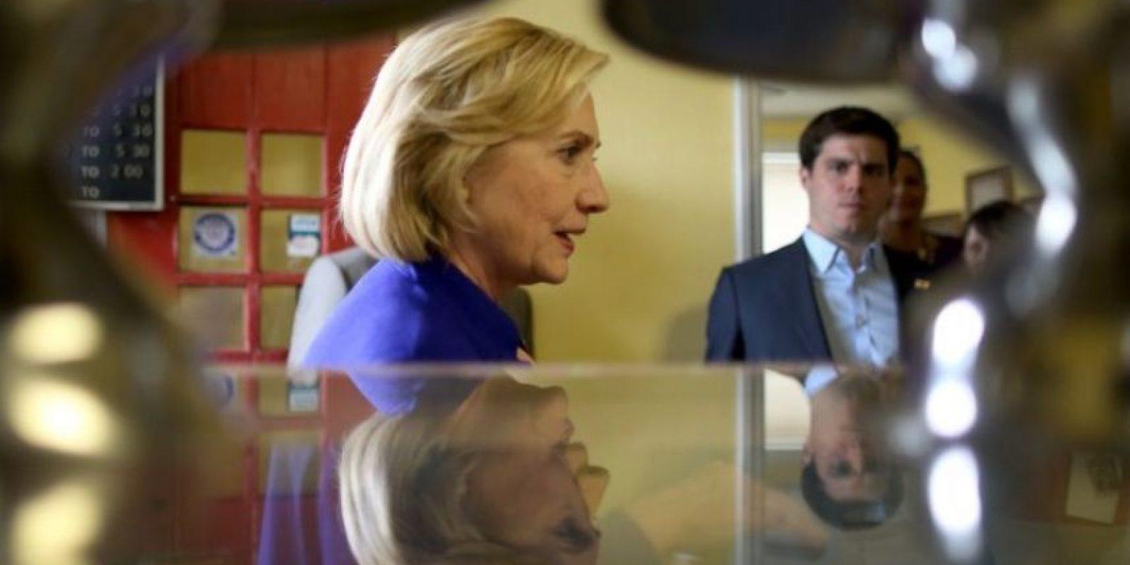 """Quiero ser presidenta"". Foto:Getty Images"
