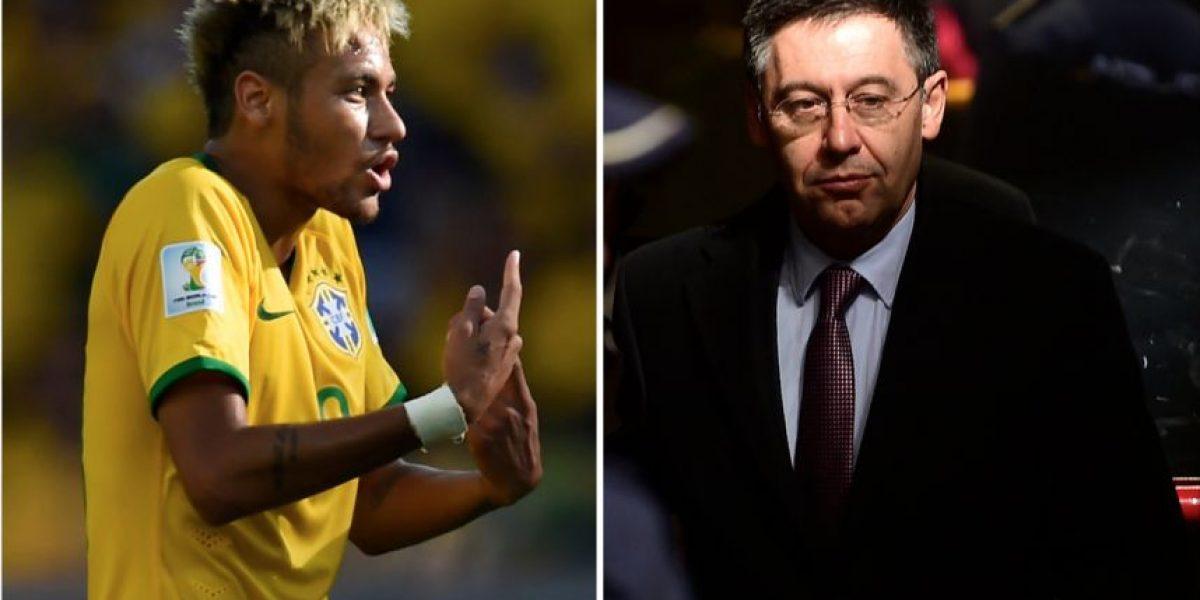 VIDEO. Neymar será investigado por corrupción y estafa