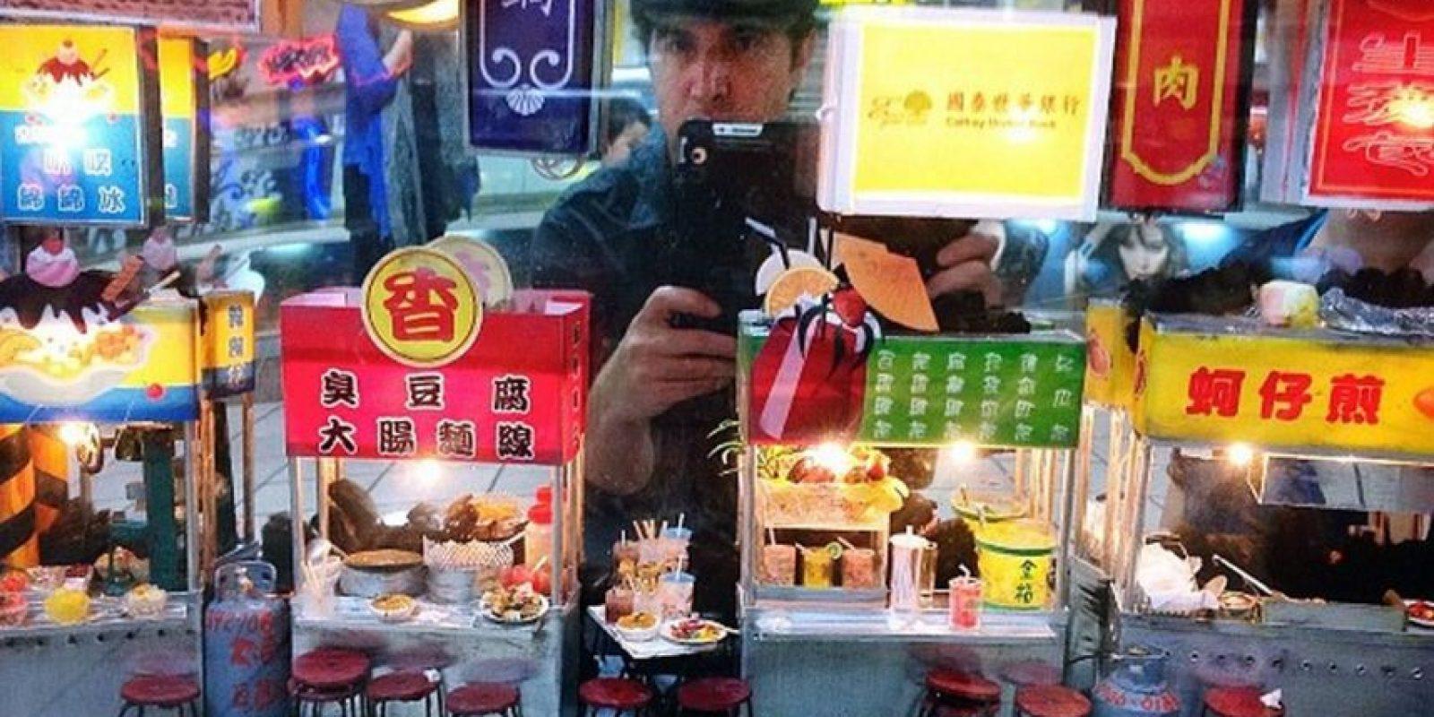 Ahora se dedica a viajar por el mundo tomando fotos asombrosas. Foto:instagram.com/myspacetom