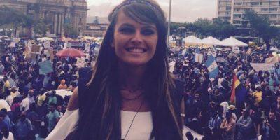 Gloria Álvarez invita a hacer un test político para saber por quién votar