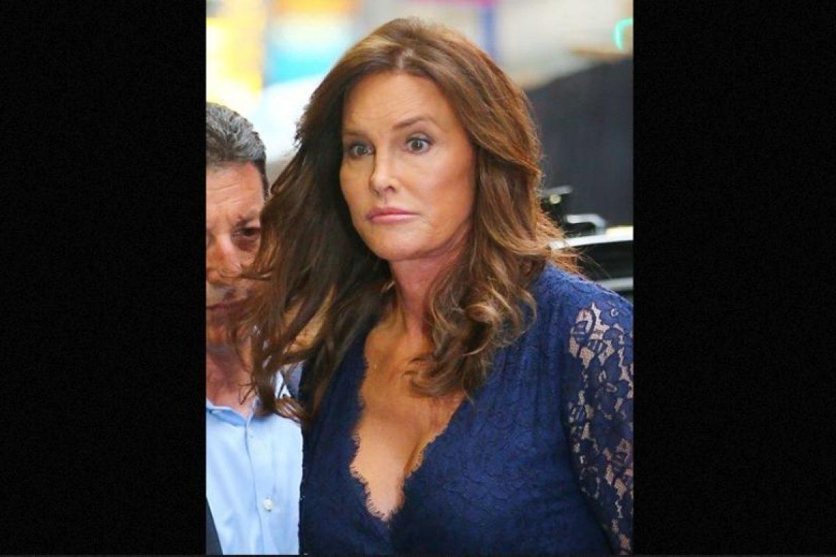 El buen gusto por la moda de Caitlyn Jenner ha logrado sobresalir. Foto:Grosby Group