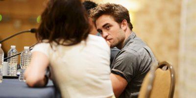 Stewart terminó con Pattinson. Foto:Getty Images